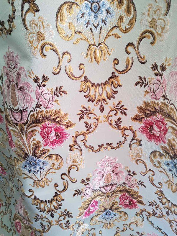 Italian Jacquard Brocade Fabric