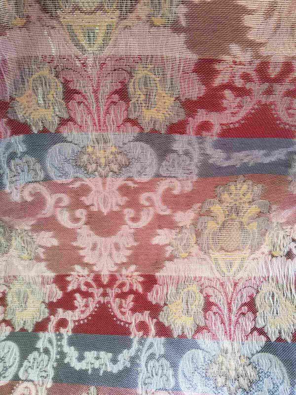 2019 12 15 14 35 201 Beautiful Italian Jacquard Brocade Fabric for Dress  /Designer Brocade Fabric/Flowers  Jacquard Fabric/Rare fashion fabric 11