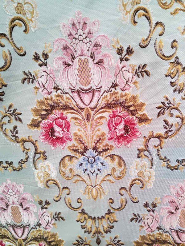 2019 12 15 14 35 202 Beautiful Italian Jacquard Brocade Fabric for Dress  /Designer Brocade Fabric/Flowers  Jacquard Fabric/Rare fashion fabric 12