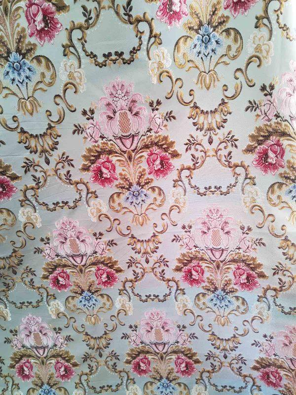 2019 12 15 14 35 21 Beautiful Italian Jacquard Brocade Fabric for Dress  /Designer Brocade Fabric/Flowers  Jacquard Fabric/Rare fashion fabric 10