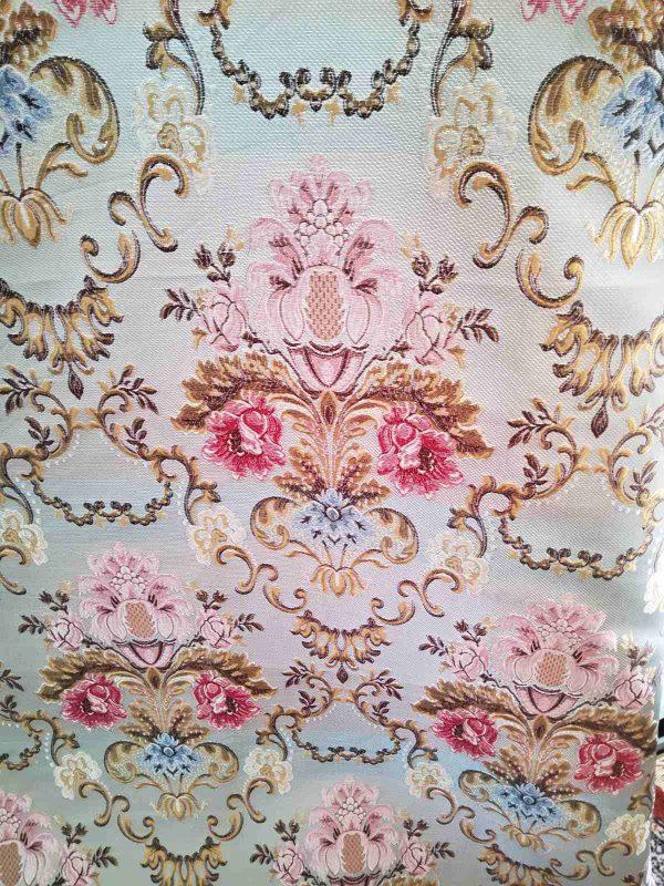 2019 12 15 14 35 212 Beautiful Italian Jacquard Brocade Fabric for Dress  /Designer Brocade Fabric/Flowers  Jacquard Fabric/Rare fashion fabric 13