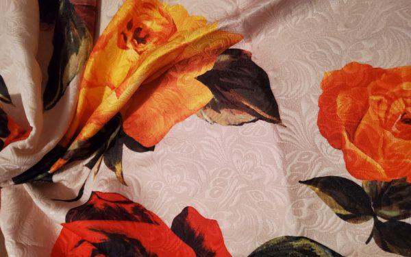 Dolce Gabbana Jacquard Cotton