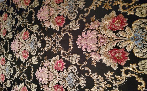20200119 142657 Italian Damask Jacquard Fabric Dyed Yarn Polyester Nylon 150cm Width/Beautiful Versailles Style Jacquard Fabric Italian Upholstery Jacquard 12