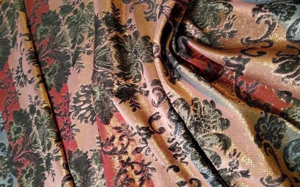 20200119 143007 Italian Damask Jacquard Fabric Dyed Yarn Polyester Nylon 150cm Width/Beautiful Versailles Style Jacquard Fabric Italian Upholstery Jacquard 18