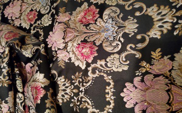20200119 143154 Italian Damask Jacquard Fabric Dyed Yarn Polyester Nylon 150cm Width/Beautiful Versailles Style Jacquard Fabric Italian Upholstery Jacquard 21