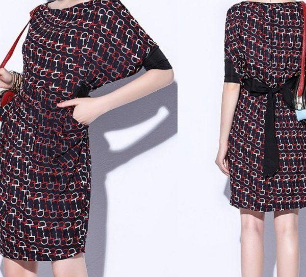 GUCCI Italian Designer Silk Crepe Fabric colour Navy Blue #2 100%Mulberry Silk Italian Fabric/Limited Quantity/Haute Couture GG Fashion Fabric 5