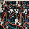 il 794xN.2045415798 33y1 Silk Spandex Fabric Belt chain print/Alta moda Mulberry Silk 19momme Couture fabric/Chain print fabric/Natural Silk Fabric 2