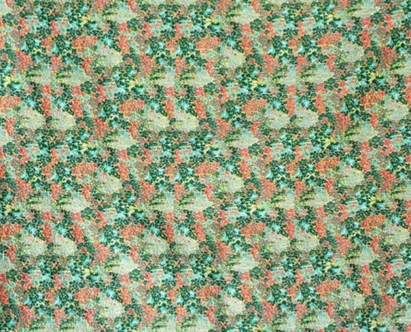 New Collection! 3D Italian Designer Jacquard Fabric Gold thread Embroidery/Metallic Jacquard Fabric Floral Pattern Pastel Colours Jacquard 11