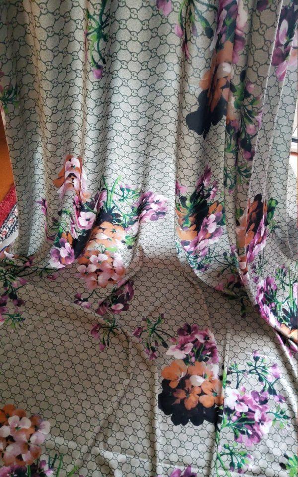 Gucci Charmeuse Silk