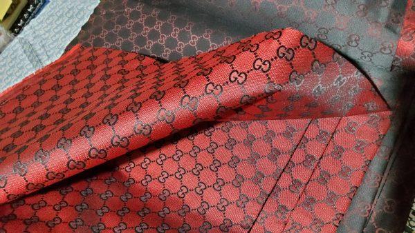 Gucci Jacquard Monogram Print