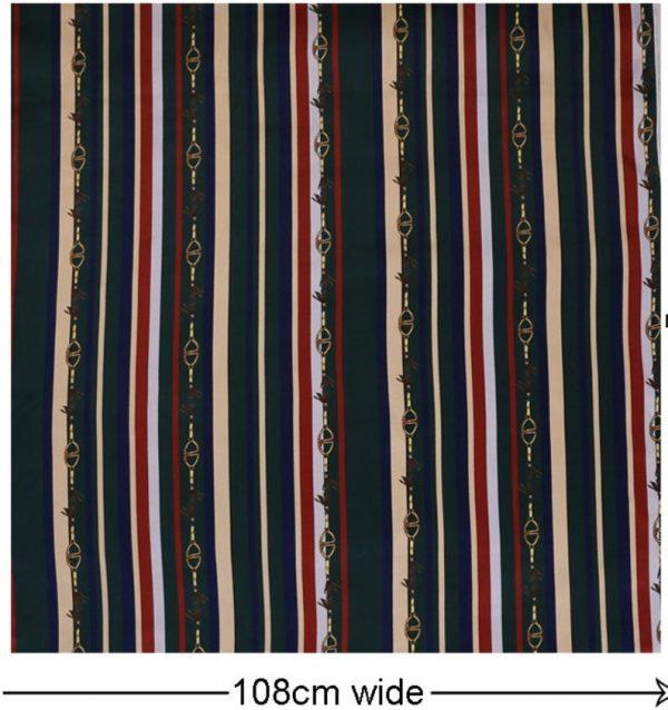 Hermes Designer Italian Fabric