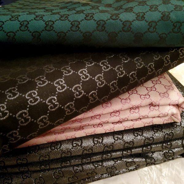 Rare Gucci Jacquard