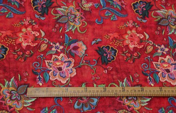 20191209 145944 Exclusive New Collection Oscar De La Renta #6 Mulberry Silk Italian Fabric/Haute Couture Fabric 100% Silk Digital Inkjet /Fashion Fabric 2