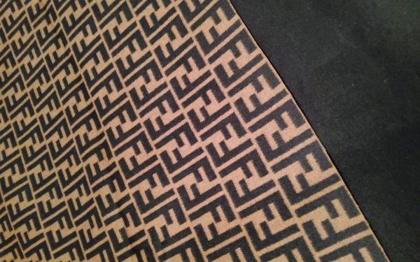 20200119 150220 Fendi Italian Designer Fabric Fendi Double Cashmere Wool width 150cm/weight 850gr Fendi fabric for coat,clothing,upholstery fendi jacquard 9