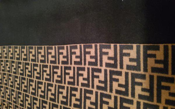 20200119 150228 Fendi Italian Designer Fabric Fendi Double Cashmere Wool width 150cm/weight 850gr Fendi fabric for coat,clothing,upholstery fendi jacquard 10