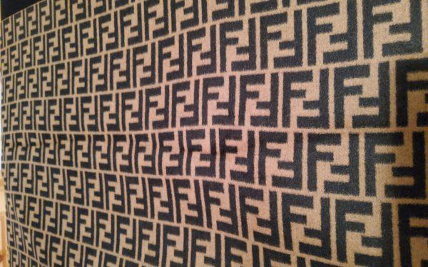 20200119 150233 Fendi Italian Designer Fabric Fendi Double Cashmere Wool width 150cm/weight 850gr Fendi fabric for coat,clothing,upholstery fendi jacquard 11