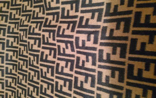 20200119 150610 Fendi Italian Designer Fabric Fendi Double Cashmere Wool width 150cm/weight 850gr Fendi fabric for coat,clothing,upholstery fendi jacquard 15