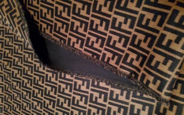 20200119 151007 Fendi Italian Designer Fabric Fendi Double Cashmere Wool width 150cm/weight 850gr Fendi fabric for coat,clothing,upholstery fendi jacquard 19
