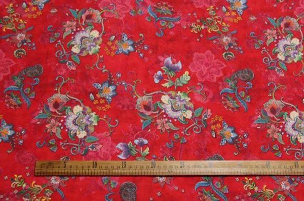 Exclusive New Collection Oscar De La Renta #8 Mulberry Silk Italian Fabric/Haute Couture Fabric 100% Silk Digital Inkjet /Fashion Fabric 2