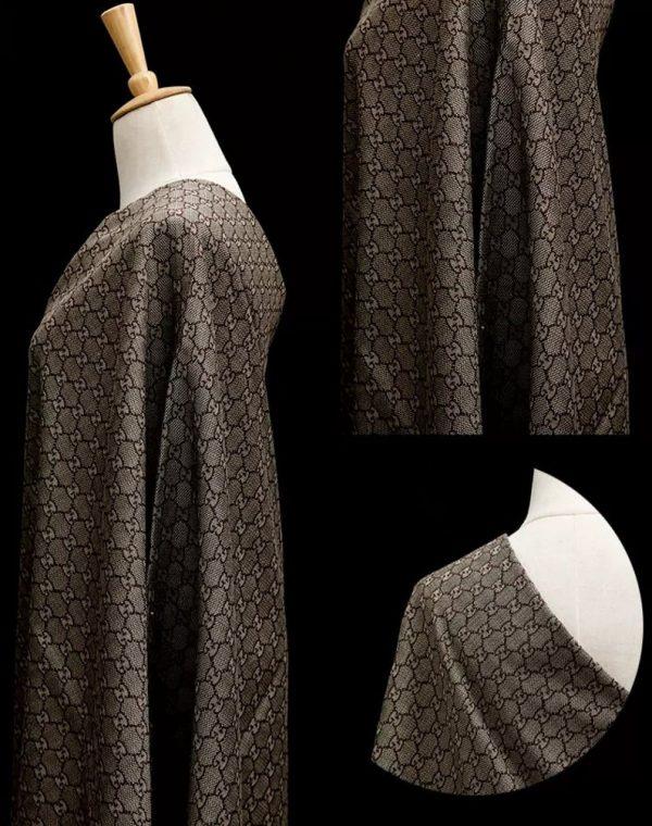 Gucci Jacquard Cotton