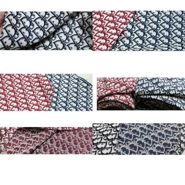 New! Designer Jaсquard Cotton Fabric Tapestry Dior Brocade Woven fabric/ Haute Couture Jacquard Upholstery/Fashion Jacquard Tapestry RED #1 9 ⋆ Rozitta Rapetti