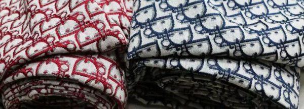 New! Designer Jaсquard Cotton Fabric Tapestry Dior Brocade Woven fabric/ Haute Couture Jacquard Upholstery/Fashion Jacquard Tapestry RED #1 8 ⋆ Rozitta Rapetti