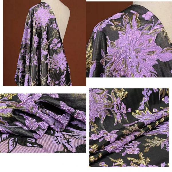 Italian Designer Jacquar Fabric