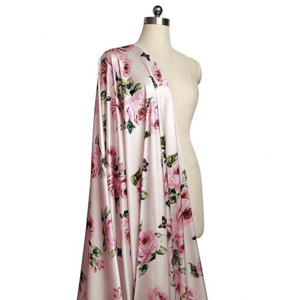 Italian Designer Mulberry Silk