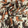 Gucci Catwalk Silk Fabric
