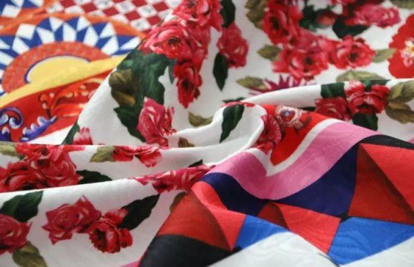 20200103 002812 Sicily Show Cotton Jacquard Fabric/Italian Designer jacquard Capri Show/Fashion Week Fabric 9