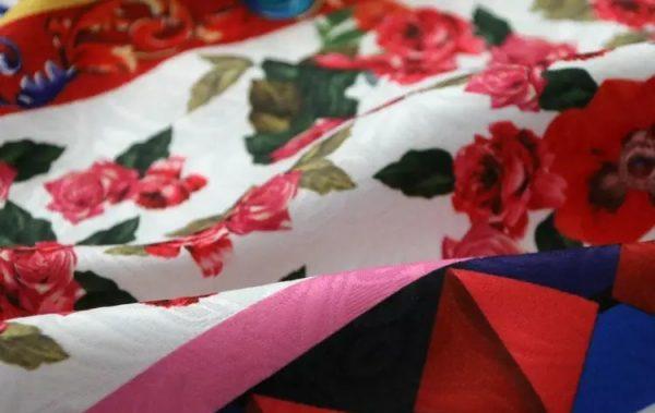 20200103 002844 Sicily Show Cotton Jacquard Fabric/Italian Designer jacquard Capri Show/Fashion Week Fabric 5
