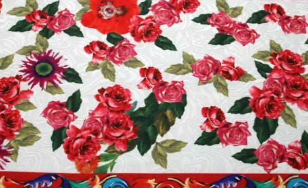 20200103 002901 Sicily Show Cotton Jacquard Fabric/Italian Designer jacquard Capri Show/Fashion Week Fabric 3