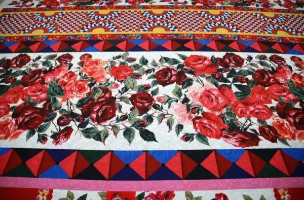 20200103 002910 Sicily Show Cotton Jacquard Fabric/Italian Designer jacquard Capri Show/Fashion Week Fabric 2