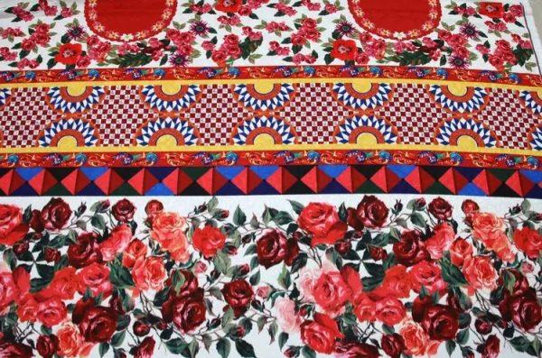20200103 002918 Sicily Show Cotton Jacquard Fabric/Italian Designer jacquard Capri Show/Fashion Week Fabric 1