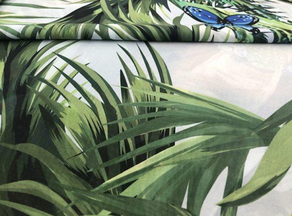 20200118 141729 Jungle Elephant Print fabric/ 2020collection fabric/Italian Designer Fabrics 6