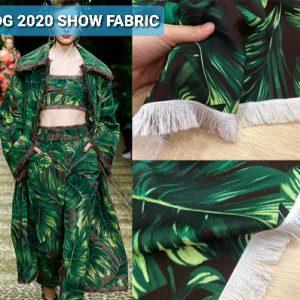 Haute Couture 2020 Fabric/Italian Fashion Week Fabric/Italian Haute Couture Fabric