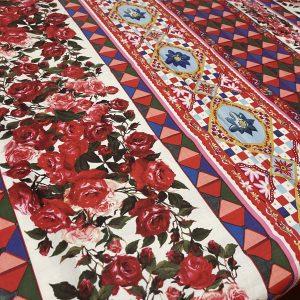 Sicily Show Cotton Fabric