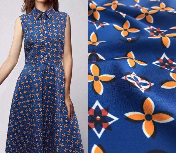 Dress Cotton Brocade Fabric
