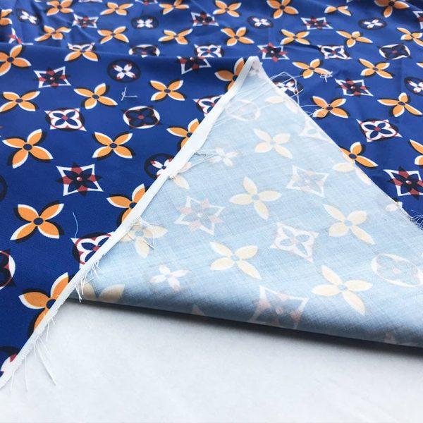 Italian Designer 100%Cotton Polyester Fabric/Dress Cotton Brocade Fabric/Dress Cotton Fabric/Skirt Brocade Cotton fabric/Couture Cotton 2