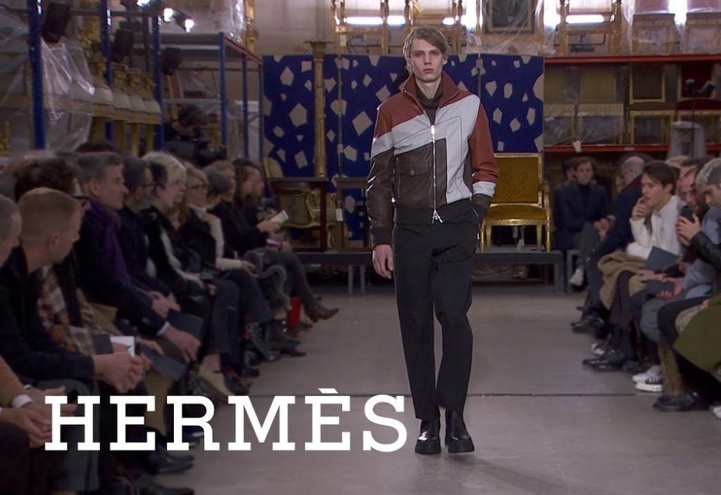 HERMES VIDEO FASHION SHOW 8