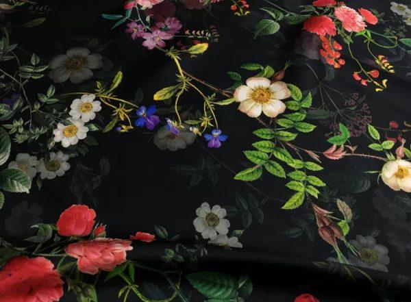 Dolce Gabbana Silk Fabric