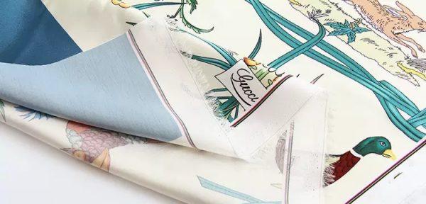 20200508 233017 Gucci New Collection/Gucci Disney Silk fabric/Gucci animal print/Gucci Mickey fabric Silk 10
