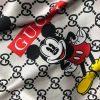 Gucci Mickey print Silk Satin