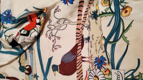 Gucci New Collection/Gucci Disney Silk