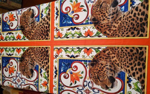 Dolce Gabbana Cotton Fabric