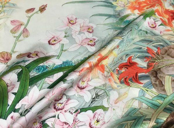 Gucci Silk Flowers Nature Ornament