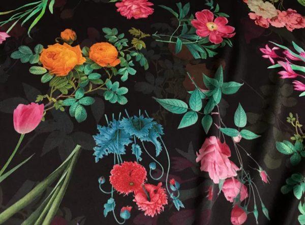 Zimmermann Silk Fabric/Designer Fabric