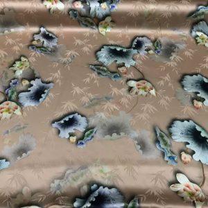 Valentino Silk Fabric