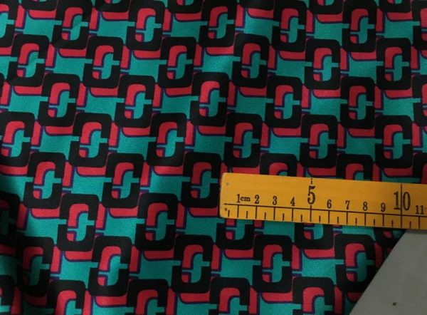Gucci Silk Fabric New Collection