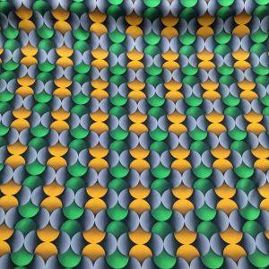 Roberto Cavalli Silk Fabric/Italian Fashion week Fabric/New Collection Catwalk Fabrics